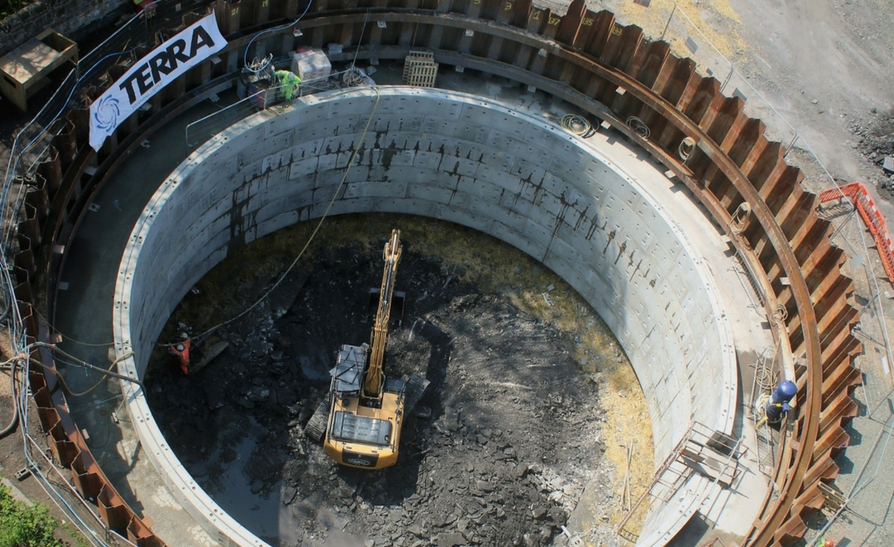 Avonspark Street – Shaft Sinking Project