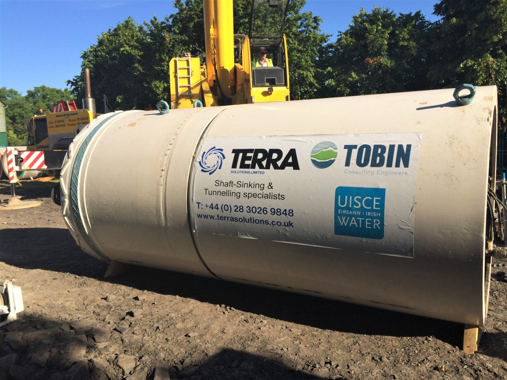 North Leixlip Microtunnelling Project