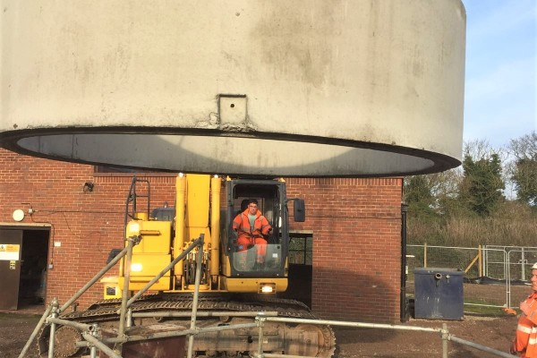 Shaft Sinking Wokingham 10