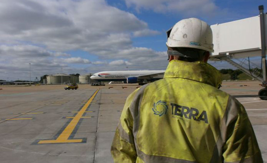Gatwick Airport – Eliminator Boring Project