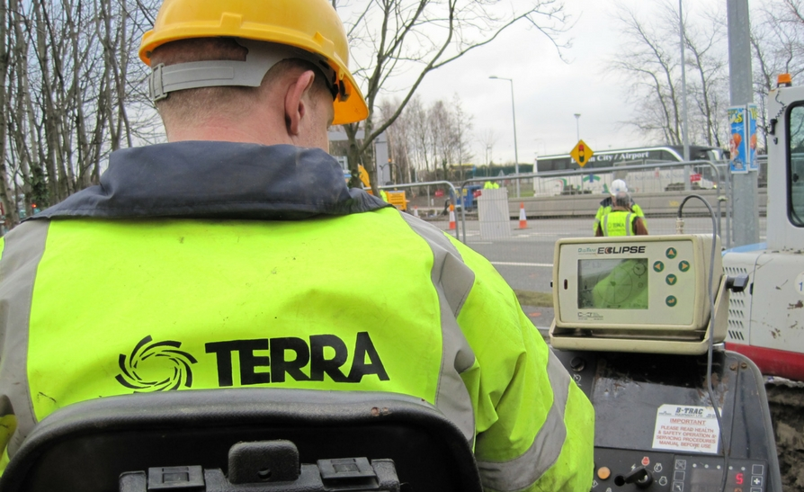 Directional Drilling At Dublin Airport